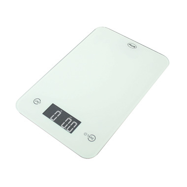 American Weigh Scales ONYX Digital Kitchen Scale White