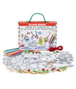 Kid Made Modern Holiday Shrink Art Jewelry Kit