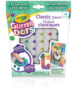 Crayola Glitter Dots Classic Colours