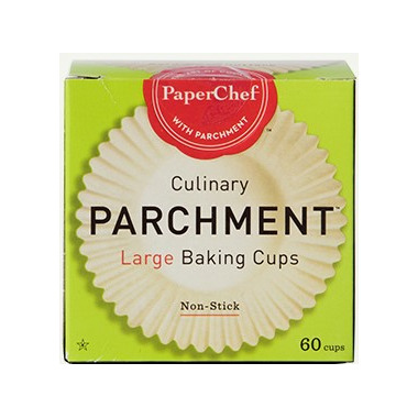 PaperChef Large Parchment Baking Cups