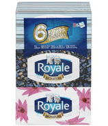 Royale Signature 3-Ply Facial Tissues