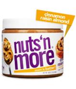 Nuts n More Cinnamon Raisin Almond Butter Protein Spread