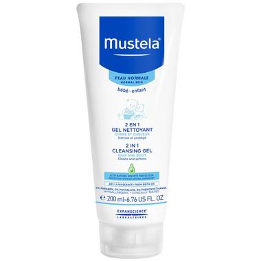 Mustela Hair & Body 2-in-1 Cleansing Gel