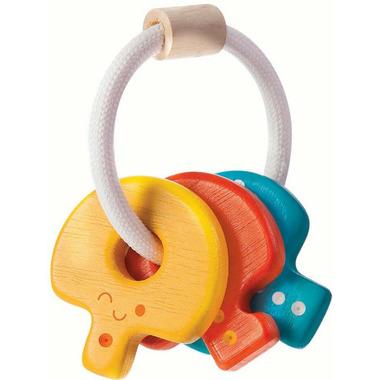 Plan Toys Baby Rattle Key