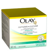 Olay Complete All Day Moisture Creme SPF 15 - Sensitive Skin