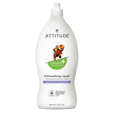 ATTITUDE Nature+ Dishwashing Liquid
