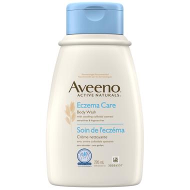 Aveeno Active Naturals Eczema Skincare Body Wash