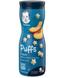 Gerber Graduates Toddler Snack Puffs Peach
