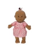 Manhattan Toy Wee Baby Stella Beige Doll With Brown Hair