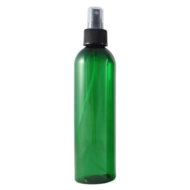 Penny Lane Organics PET Green Bottles with Fine Mist Sprayers Set of 10