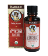 Badger Navigator Class Man Care After-Shave Face Oil