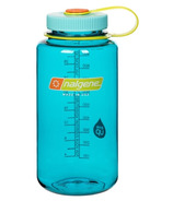Nalgene 32 Ounce Tritan Wide Mouth Loop Cerulean