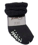 Juddlies 2 Pack Socks Black and White