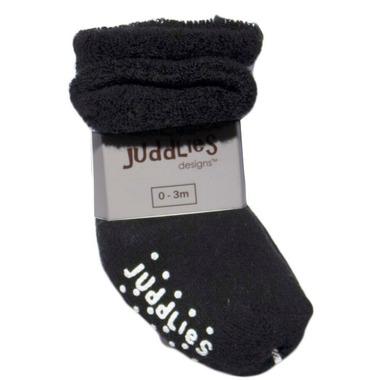 Juddlies 2 Pack Socks Black and White
