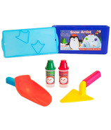 Snow Sector Snow Artist Bucket Set With Markers And Tools