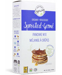 Second Spring Organic Sprouted Whole Grain Pancake Mix