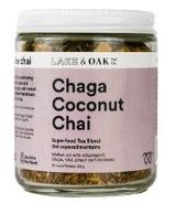 Lake & Oak Tea Co. Chaga Coconut Chai Superfood Tea Blend
