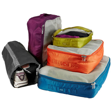Lug Cargo 5 Piece Packing Kit Core Collection