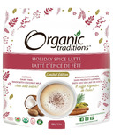 Organic Traditions Limited Edition Holiday Spice Latte