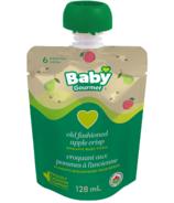 Baby Gourmet Old Fashioned Apple Crisp Organic Baby Food