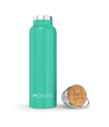 Montii Co Original Insulated Water Bottle Green