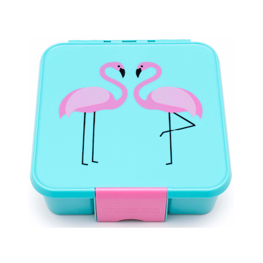 Little Lunch Box Co. Bento 3 Flamingo
