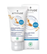 Attitude Sensitive Skin Hand Cream Extra Gentle Unscented