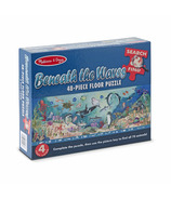 Melissa & Doug Search & Find Beneath the Waves Floor
