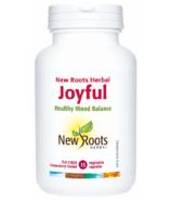 New Roots Herbal Joyeuse humeur saine équilibre