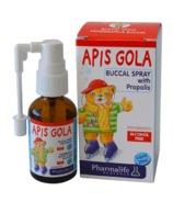 Homeocan Apis Gola Buccal Spray