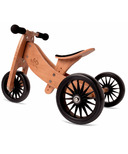 Kinderfeets Tiny Tot PLUS Balance Bike Bamboo