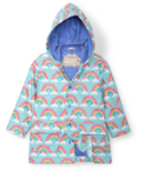 Hatley Magical Rainbows Girls Classic Raincoat
