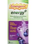 Emergen-C Energy Plus Blueberry Acai