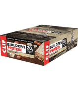 Clif Builder's Vanilla Almond Protein Bar Case