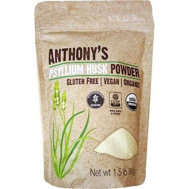 Anthony\'s Goods Psyllium Husk Powder