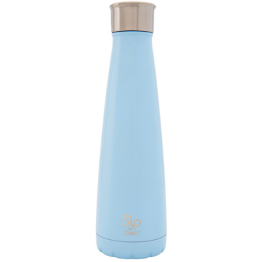 S\'ip x S\'well Water Bottle Cotton Candy Blue