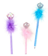 Great Pretenders Diamond Fluffy Pens