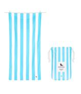 Dock & Bay XL Quick Dry Towel Cabana Tulum Blue