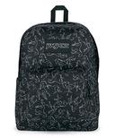 Jansport SuperBreak Backpack Linear Horses