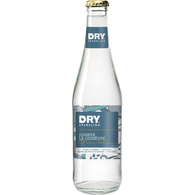 DRY Sparkling Juniper Berry Soda