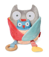 Skip Hop Treetop Friends Activity Owl