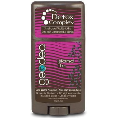 Geo Deo Deodorant Island