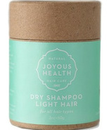 Joyous Health Natural Dry Shampoo Light