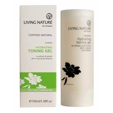 Living Nature Hydrating Toner Gel