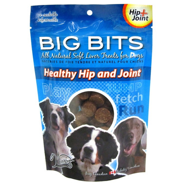 Big Bits All Natural Soft Liver Treats For Dogs