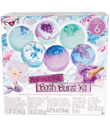 Fashion Angels DIY Mer-Mazing Bath Burst Kit