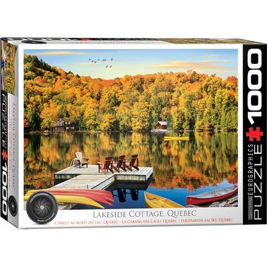 Eurographics Lakeside Cottage Quebec