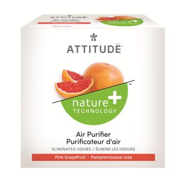 ATTITUDE Nature+ Air Purifier Pink Grapefruit