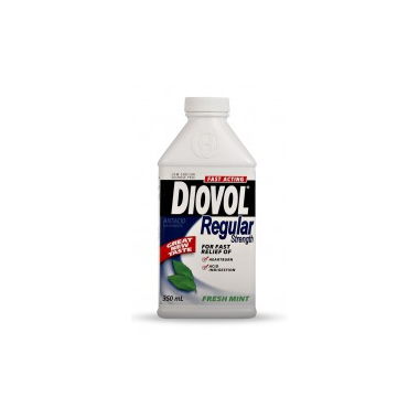Diovol Regular Strength Liquid
