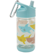 Sugarbooger Flip & Sip Clear Tritan Sharks